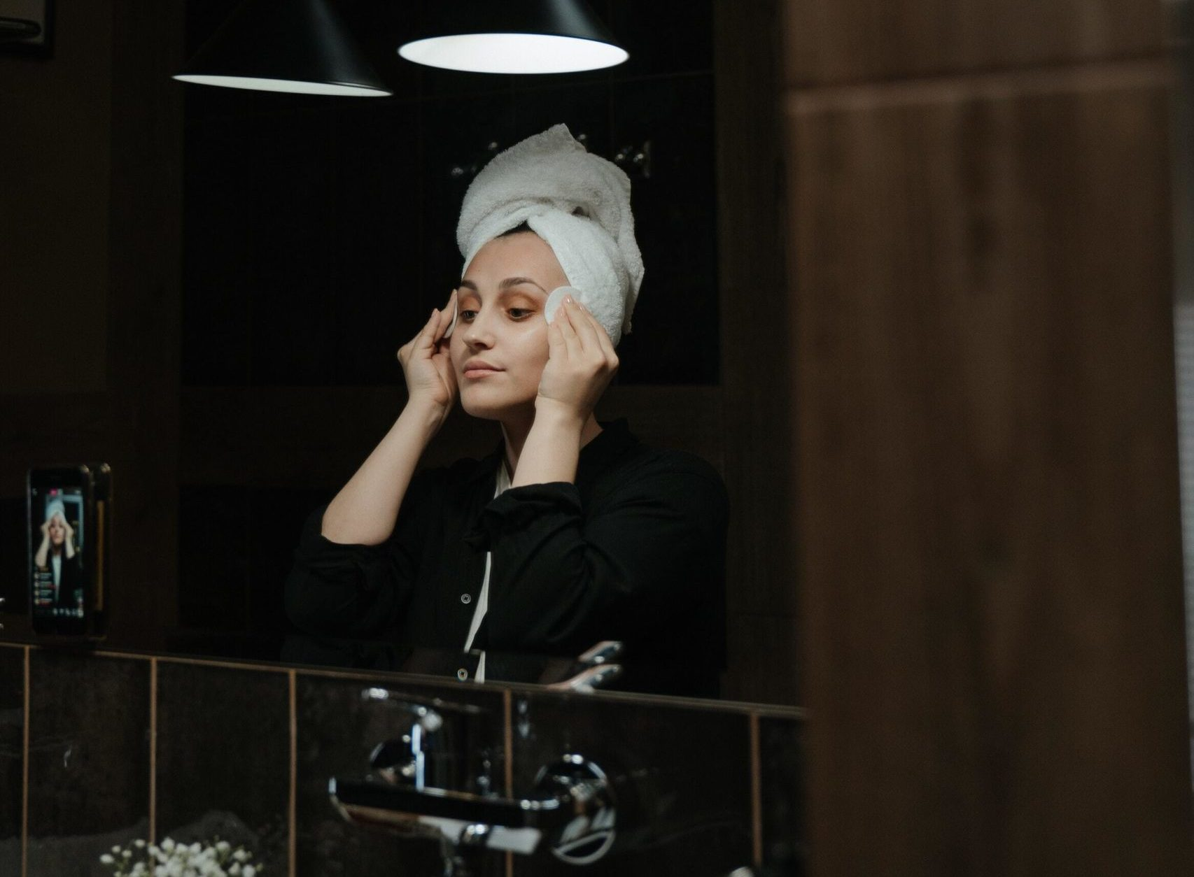 Quelle routine du soir pour votre peau sèche?